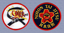 Comparison of martial arts crest designs